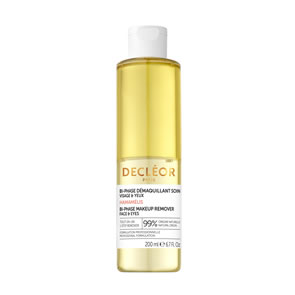 Decleor Bi-phase Caring Cleanser and Makeup Remover (200ml)