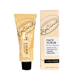 UpCircle Coffee Face Scrub-Floral Blend (100ml)