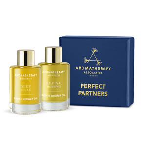 Aromatherapy Associates Perfect Partners Duo (2x9ml)
