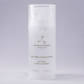 Aromatherapy Associates No Rinse Hand Cleanser (100ml)