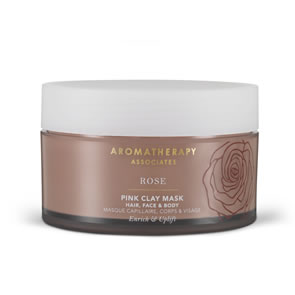 Aromatherapy Associates Rose Pink Clay Mask (200ml)