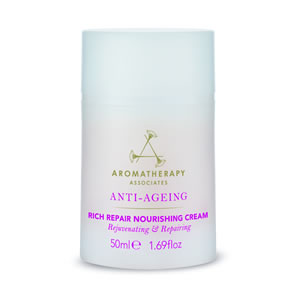 Aromatherapy Associates Anti-Ageing Rich Repair Nourishing Cream (50ml)