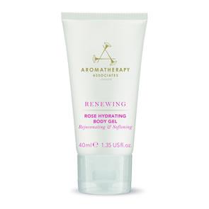 Aromatherapy Associates Renewing Rose Hydrating Body Gel (40ml)