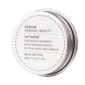 Evolve Organic Beauty Lip Shine (15ml)