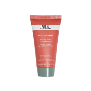 REN Clean Skincare Trial Size Perfect Canvas Clean Jelly Oil Cleanser <!--8-->