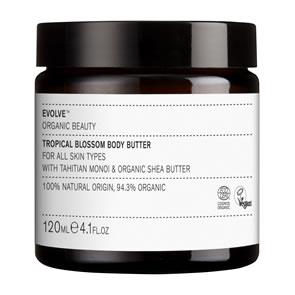 Evolve Organic Beauty Tropical Blossom Body Butter (120ml)