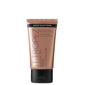 St.Tropez Gradual Tan Tinted Everyday Moisturiser and Primer Face Cream (50ml)