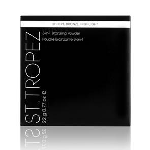 St.Tropez 3-in-1 Bronzing Powder (22g)