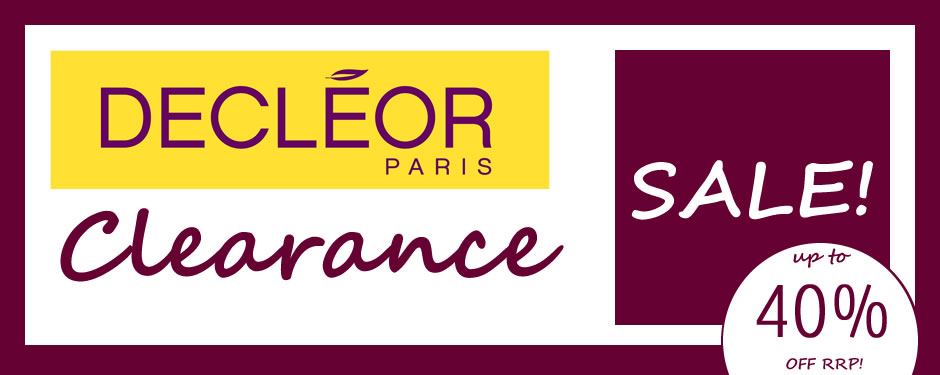 Decleor Clearance Sale