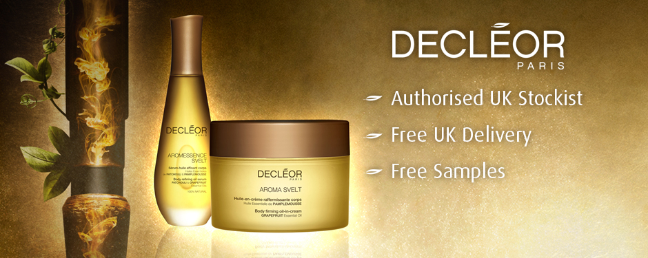 Decleor Skincare Products from Pure Beauty Online and Authorised UK Stockist