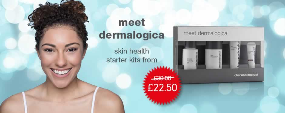 Meet Dermalogica - 30 Days of Hero Products for £30.00