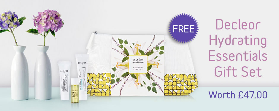 Free Decleor Gift with Purchase
