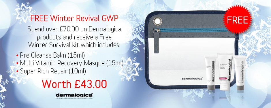 Free Winter Revival Kit worth £46.00