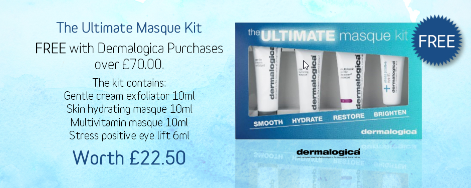 FREE! Dermalogica Ultimate Masque Kit
