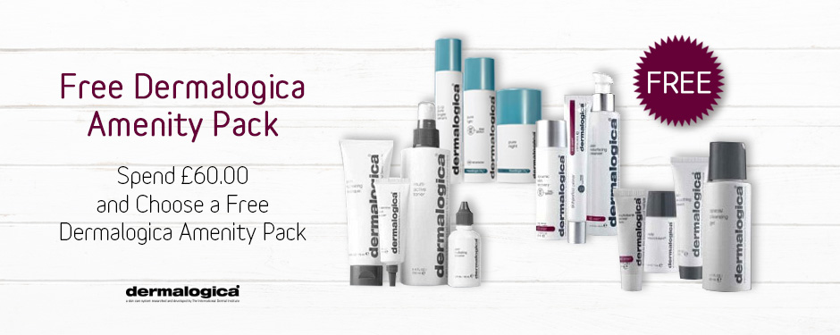 Pure Beauty Dermalogica Gift with Purchase