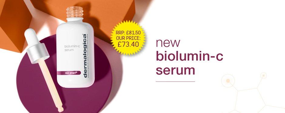 NEW! Dermalogica Biolumin-C Serum