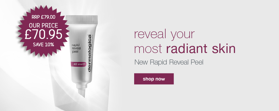 NEW! Dermalogica Rapid Reveal Peel